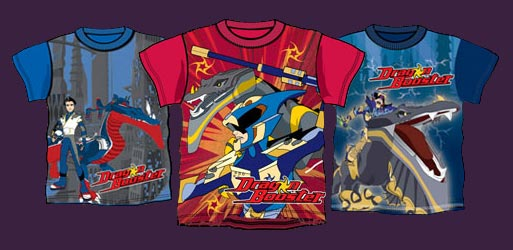 Dragon Booster T-Shirts