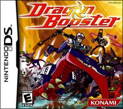 Dragon Booster Game: Front Cover
