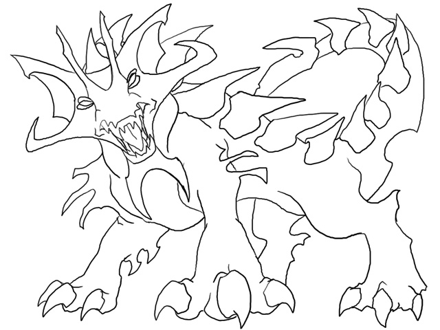 Dragon City Coloring Pages: Gallery For Sketch Coloring Page